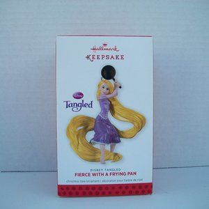 HALLMARK KEEPSAKE DISNEY'S TANGLED ORNAMENT